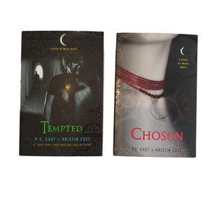 TEMPTED and CHOSEN by P.C. Cast and Kristin Cast